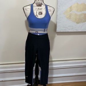 Under Armour set top and pants size S